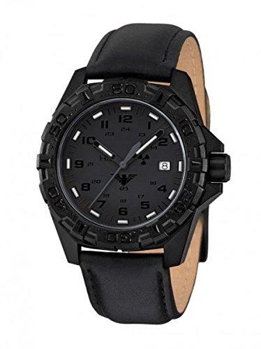 KHS Tactical Watches Reaper XTAC Militaer Armbanduhr Nato black KHS REXT L