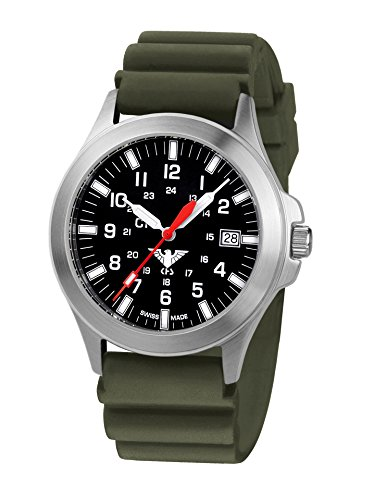 KHS Tactical Watches Platoon C1 KHS PC1 DO Militaer Armbanduhr