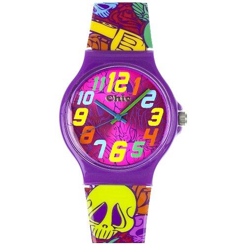 Teenie Weenie Maedchen Armbanduhr Analog Quarz Plastik VUC011