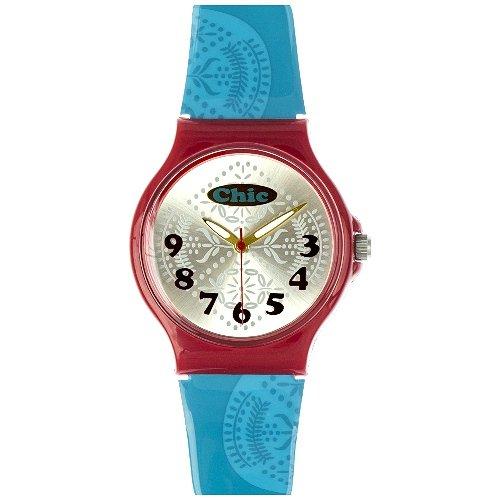 Teenie Weenie Maedchen Armbanduhr Analog Quarz Plastik VUC024