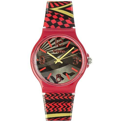 Teenie Weenie Maedchen Armbanduhr Analog Quarz Plastik VUC014