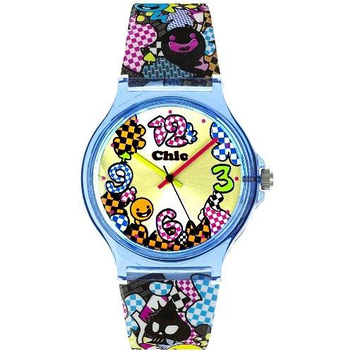 Teenie Weenie Maedchen Armbanduhr Analog Quarz Plastik VUC002