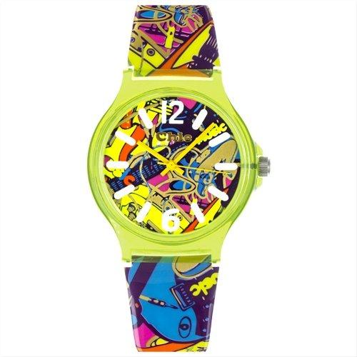 Teenie Weenie Maedchen Armbanduhr Analog Quarz Plastik VUC005