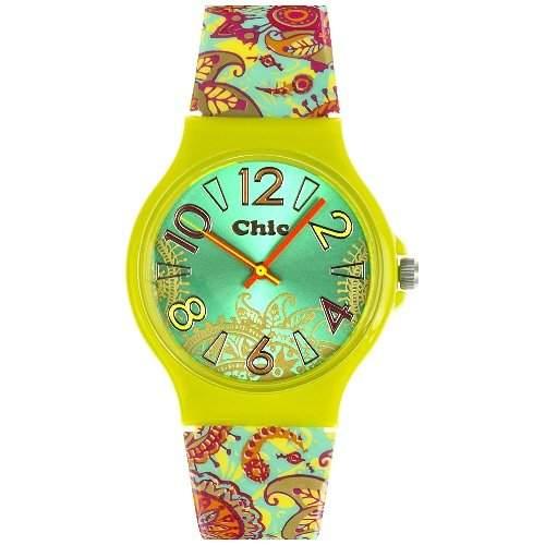 Teenie Weenie Maedchen-Armbanduhr Analog Quarz Plastik VUC012
