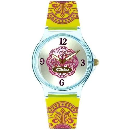 Teenie Weenie Maedchen-Armbanduhr Analog Quarz Plastik VUC021