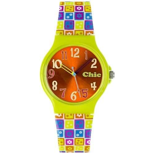 Teenie Weenie Maedchen-Armbanduhr Analog Quarz Plastik VUC023