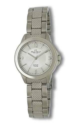 Claude Pascal Titan Uhr Damen Damenarmbanduhr Saphirglas 2681434