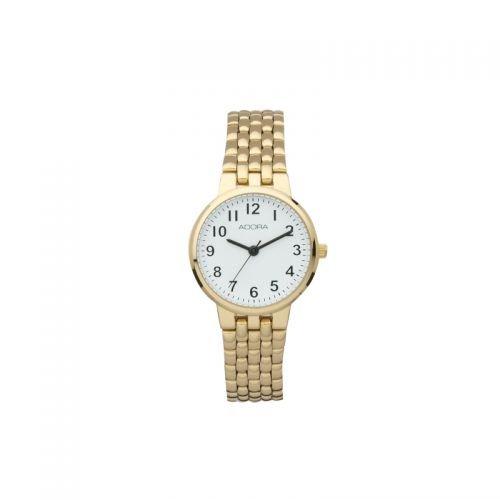 Adora Edelstahl KU5020 Armbandfarbe Gold