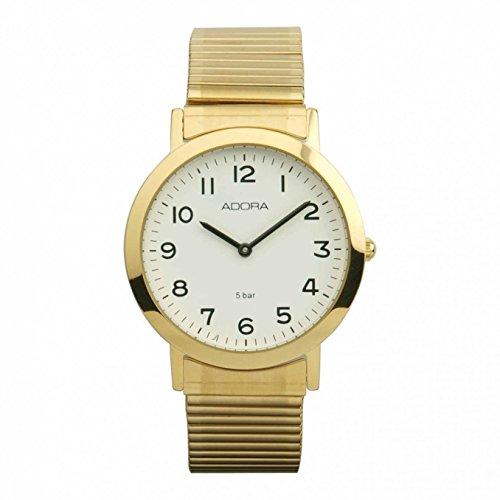 Adora Edelstahl Zugband 1 112404 001 HAU Armbandfarbe Gold