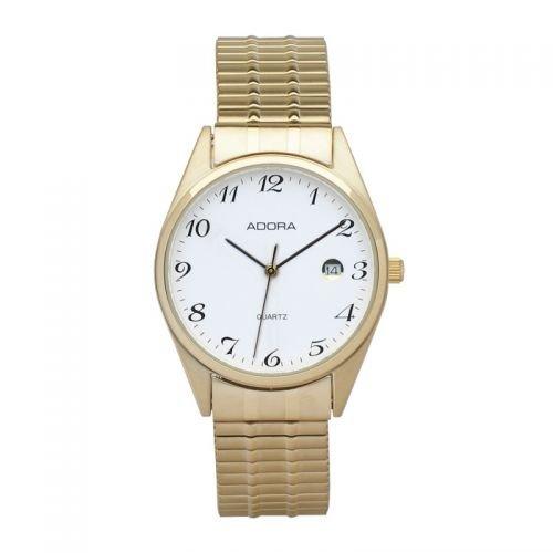Adora Edelstahl Zugband 1 201306 001 HAU Armbandfarbe Gold