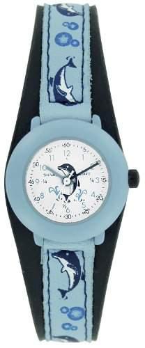 Shivas Kinder-Armbanduhr Analog Quarz Blau A20932-008
