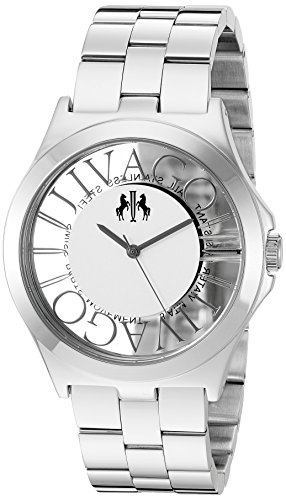 Jivago Damen Fun Swiss Quarz Edelstahl casual Armbanduhr Modell jv8410