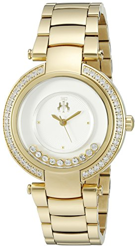 Jivago Damen jv1612 Feiern Analog Display Swiss Quarz Gold Armbanduhr