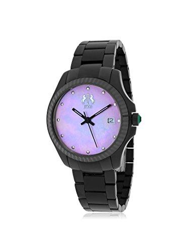 Jivago Damen jv3211p Analog Display Swiss Quartz Black Watch