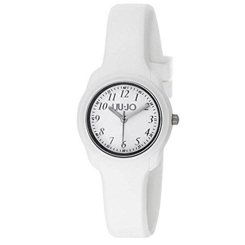 Armbanduhr Damen weiss Junior tlj978 Liu Jo Luxury