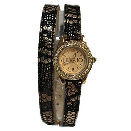 LIU JO armbanduhr camp097 Joli Luxury Limited Edition Gold IP Stahl
