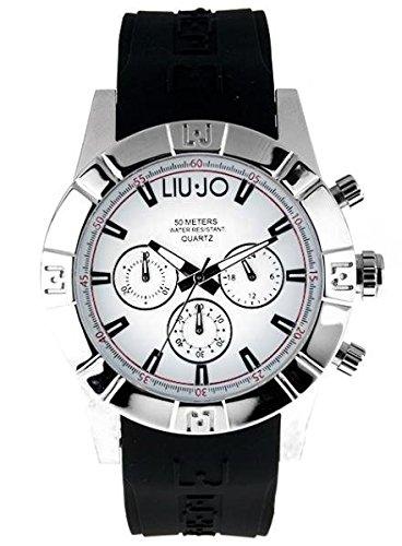 Uhr Liu Jo camp605 Chronograph Limited Edition Schwarz