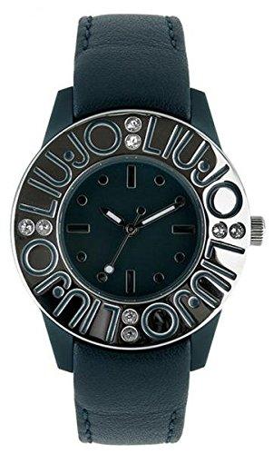 LIU JO Uhr Damen Luxury Bubble Limited Edition gruen Fashion Quarz camp066