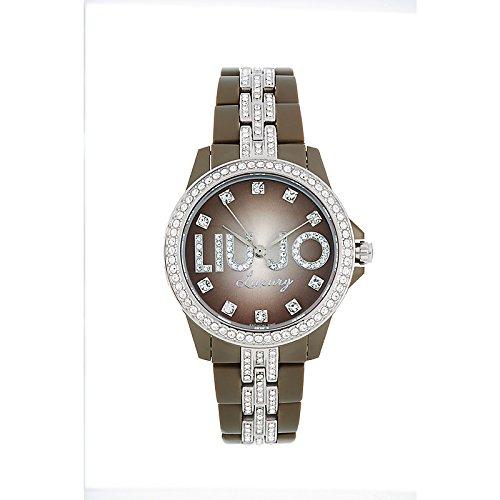 Uhr Damen Liu Jo Luxury Vanity nur Zeit tlj364