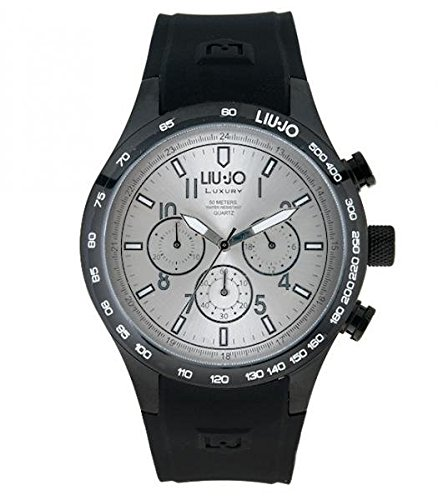 LIU JO LUXURY Herren Limited Edition Uhr camp609 Crono Sport Quarz Miyota New