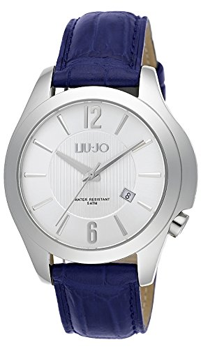 Uhr nur Zeit Unisex Liujo Man Collection Trendy Cod tlj961