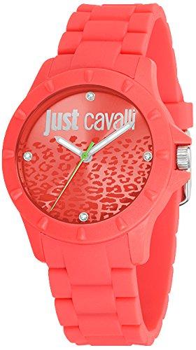 Just Cavalli Analog Quarz Kautschuk R7253599503