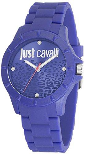 Just Cavalli Damen Armbanduhr Analog Quarz Kautschuk R7253599505