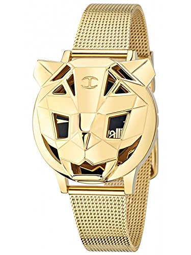 Just Cavalli Just Tiger Armbanduhr fuer Damen R7251561501