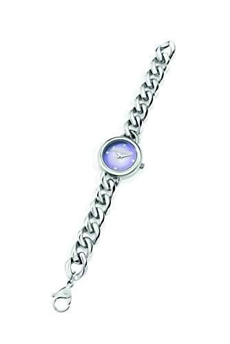 Just Cavalli Damen-Armbanduhr J CHAIN Analog Quarz Edelstahl R7253212505