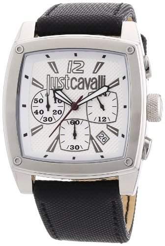 Just Cavalli Damen-Armbanduhr Pulp Chronograph Quarz Textil R7271583001