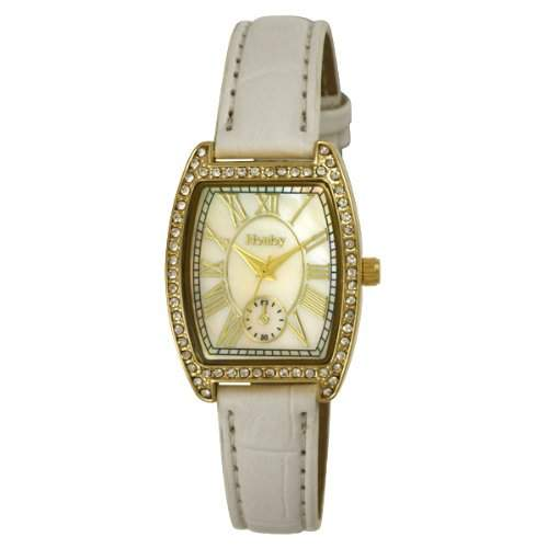 Henley Damen-Armbanduhr Analog Quarz Kunststoff H060884