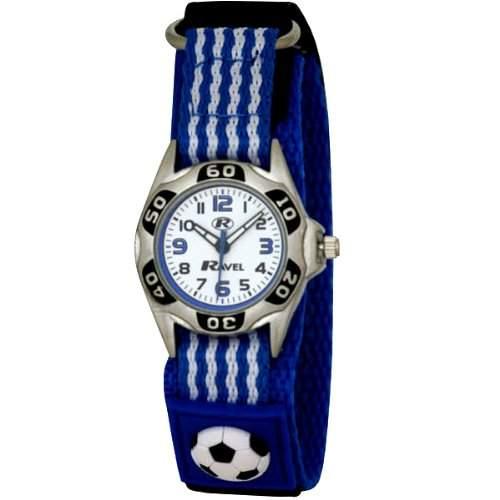 Ravel Kinder-Armbanduhr Analog blau R150718