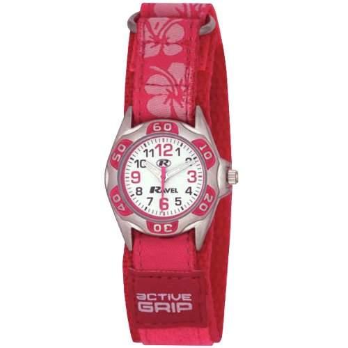 Ravel Kinder-Armbanduhr Analog pink R150719