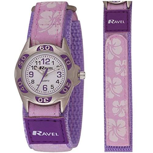 Ravel Kinder-Armbanduhr Analog violett R150720