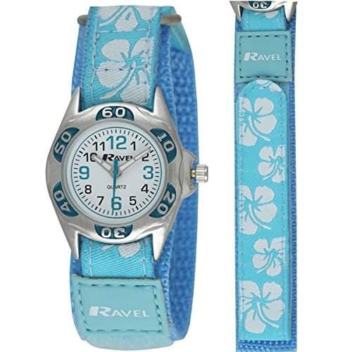 Ravel Kinder-Armbanduhr Analog tuerkis R150721