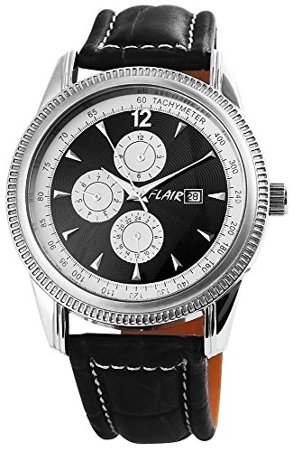 Uhr watch Armbanduhr mit Echtlederarmband 200721000016