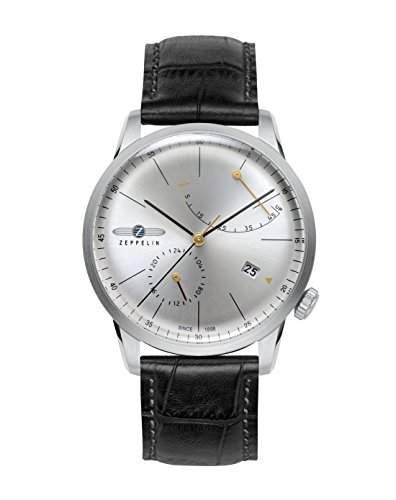 Zeppelin 7366-4 Herren-Uhr FlatLine Automatik