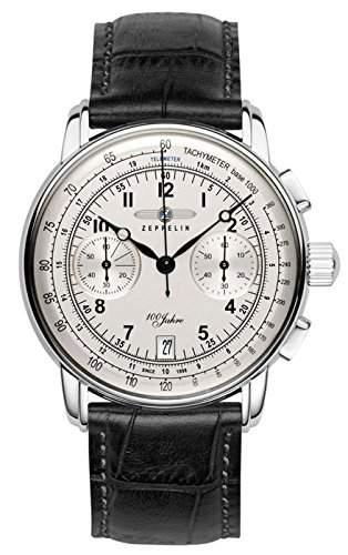 Zeppelin 7674-1 Herren-Uhr 100 Jahre Chronograph