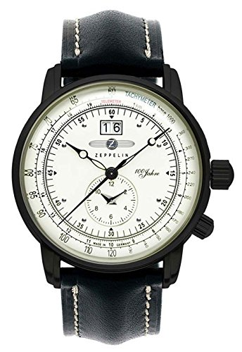 Zeppelin Unisex Armbanduhr 7640 3
