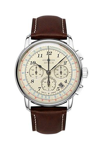 Zeppelin Unisex Armbanduhr 7624 5