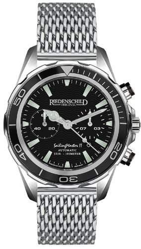 Riedenschild SailingMasterPro Chrono 10ATM - Saphirglas - Ref 1155-1