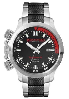 Riedenschild Uhren DarkSeaDiver 4 Steel red