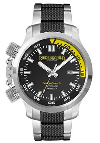 Riedenschild Uhren DarkSeaDiver 4 Steel yellow