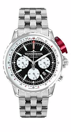 Thunderbirds FightingSteelPro Chronograph 105202-01-S52