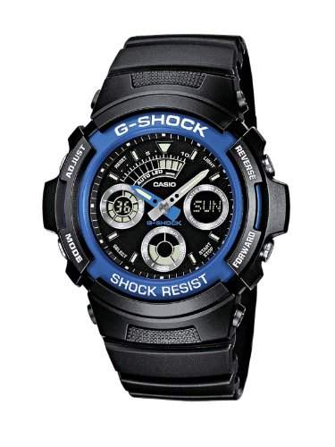 Casio G-Shock Herren-Armbanduhr Analog  Digital Quarz AW-591-2AER