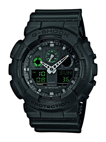 Casio G Shock GA 100MB 1AER