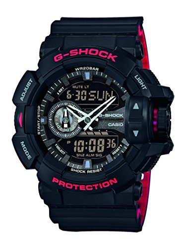 Casio G Shock GA 400HR 1AER