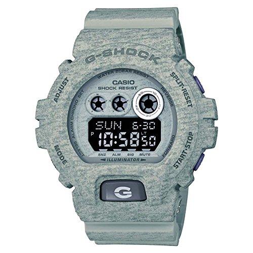 CASIO Digital Quarz Resin GD X6900HT 8ER
