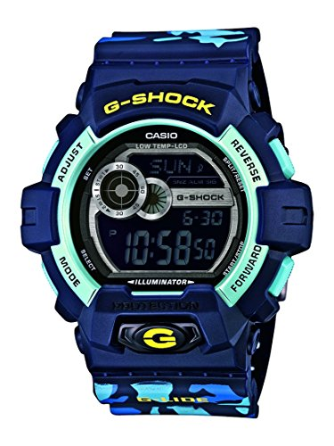 Casio G Shock Digital Quarz Resin GLS 8900CM 2ER