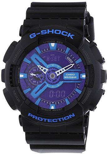 Casio XL G Shock Style Series Chronograph Quarz Resin GA 110HC 1AER